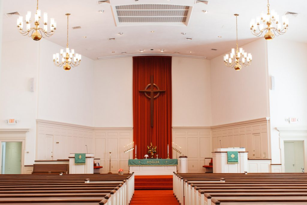 First Presbyterian Church Chapel
