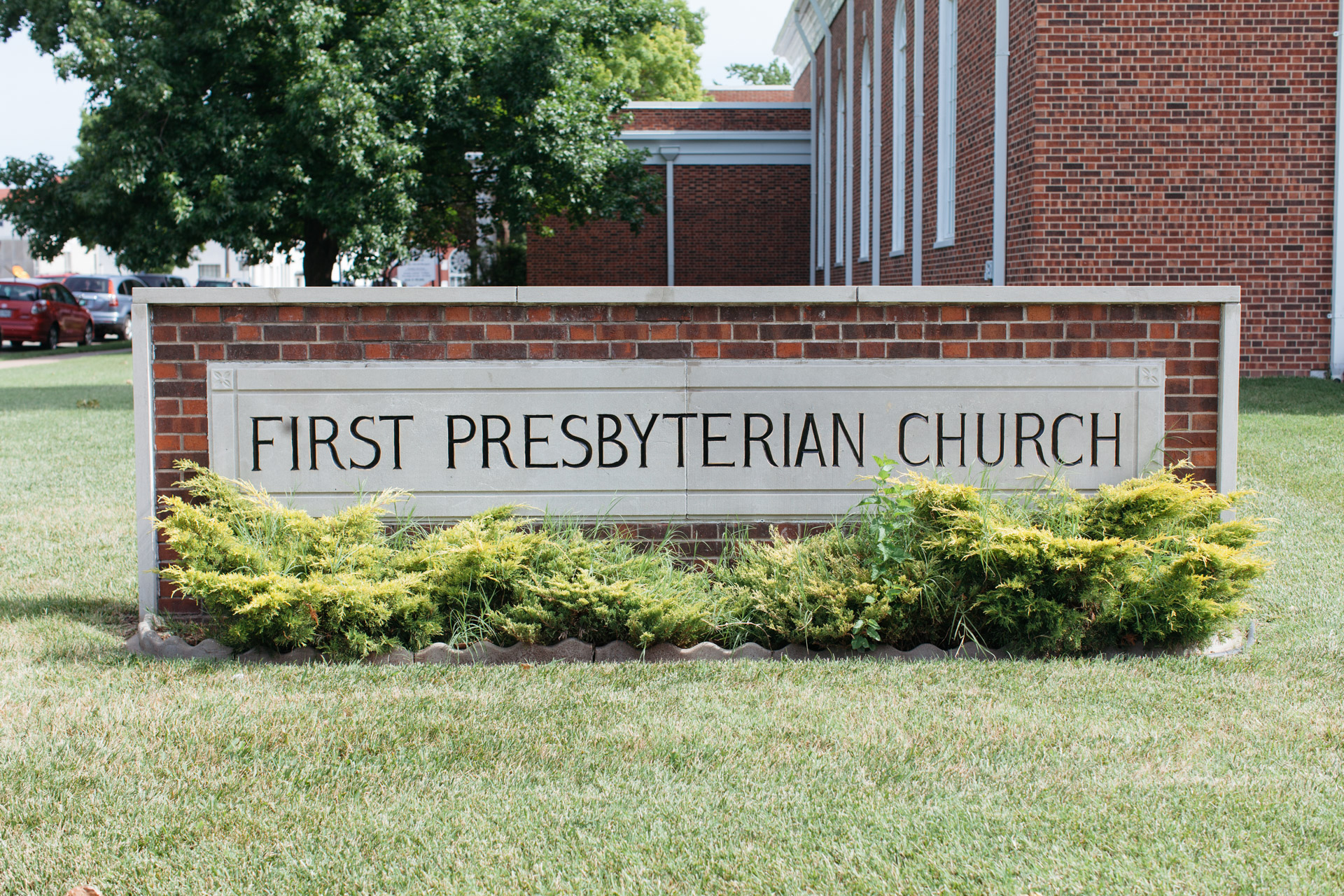 First Presbyterian Church Events